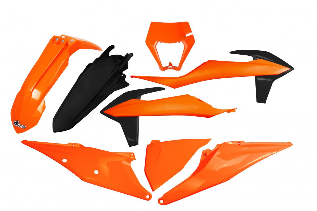 Complete body kit - oem 20 - Ktm - REPLICA PLASTICS - KTKIT527-999 - UFO Plast